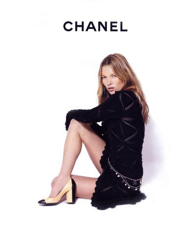 Ads: Kate Moss