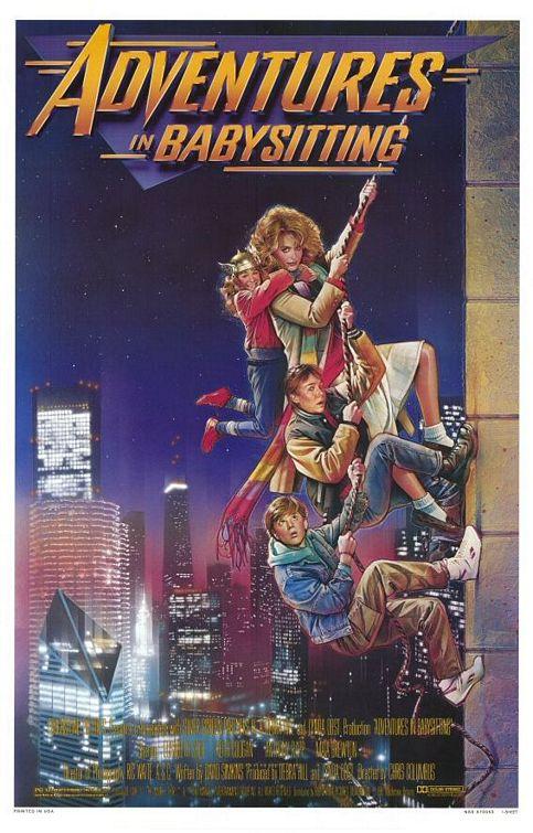 adventures in babysitting - 80s films photo  298456