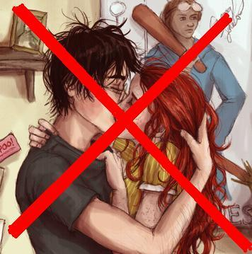 Against Harry/Ginny
