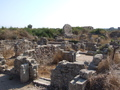Agora in Turkey - ancient-history photo