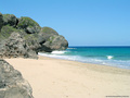 Aguadilla Beach - puerto-rico wallpaper
