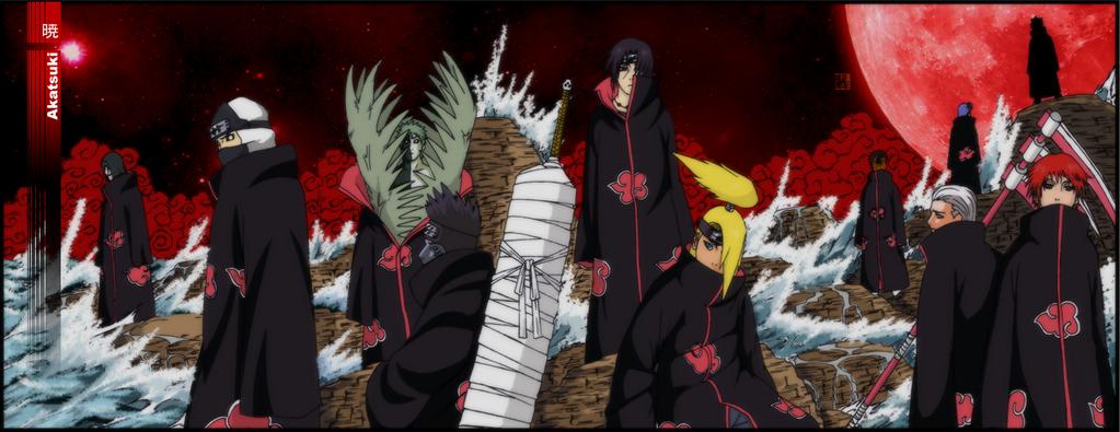 Akatsuki - 11 members