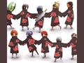 Akatsuki Dance - akatsuki wallpaper