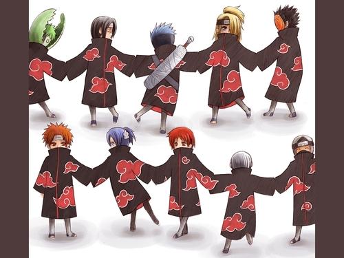 暁(NARUTO) Dance