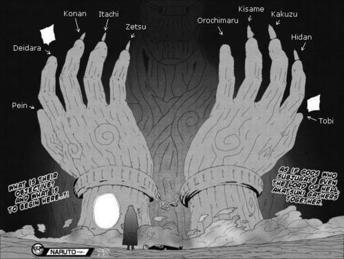 Akatsuki Hand