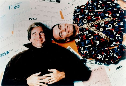 Al & Sam - quantum-leap Photo