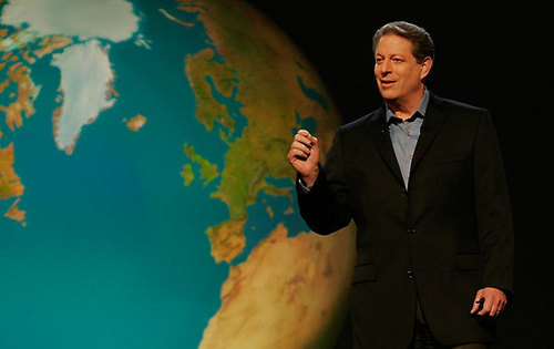 Global Warming Prevention wallpaper entitled Al Gore-An Inconvienent Truth