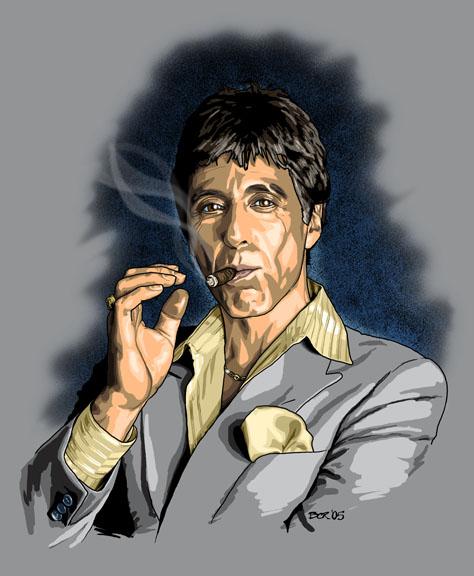Toni Alpacino - Bilder... Al Pacino Die