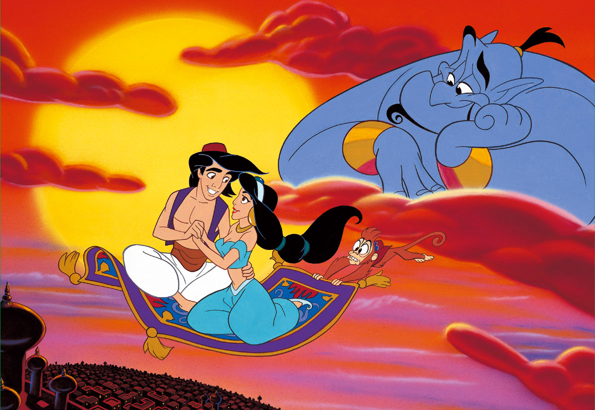 Aladdin Cartoon