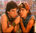 Alan & Edgar Frog - the-lost-boys-movie photo