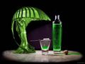 Alandia Logo - absinthe photo