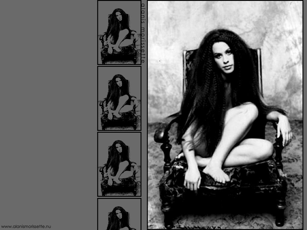 Alanis Morissette - Photos Hot