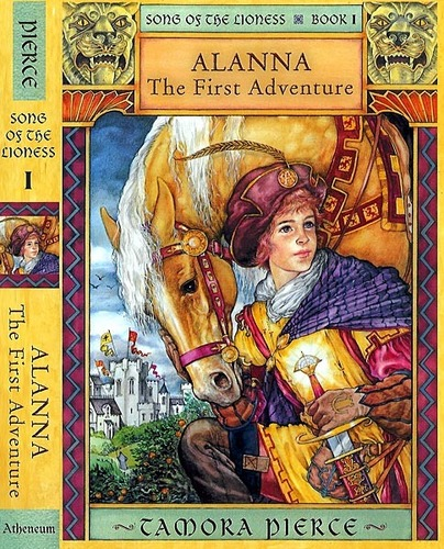 Alanna - The First Adventure