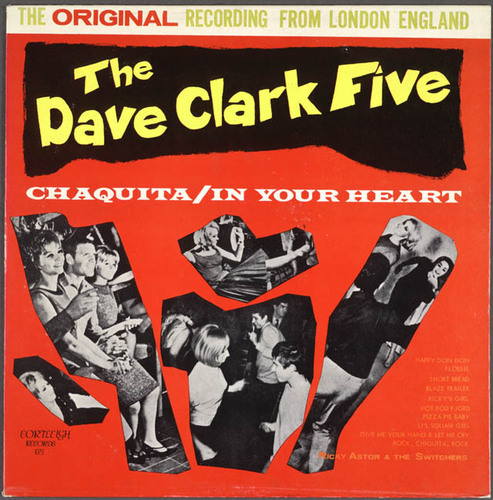 The 60's wallpaper titled Dave Clark Five
