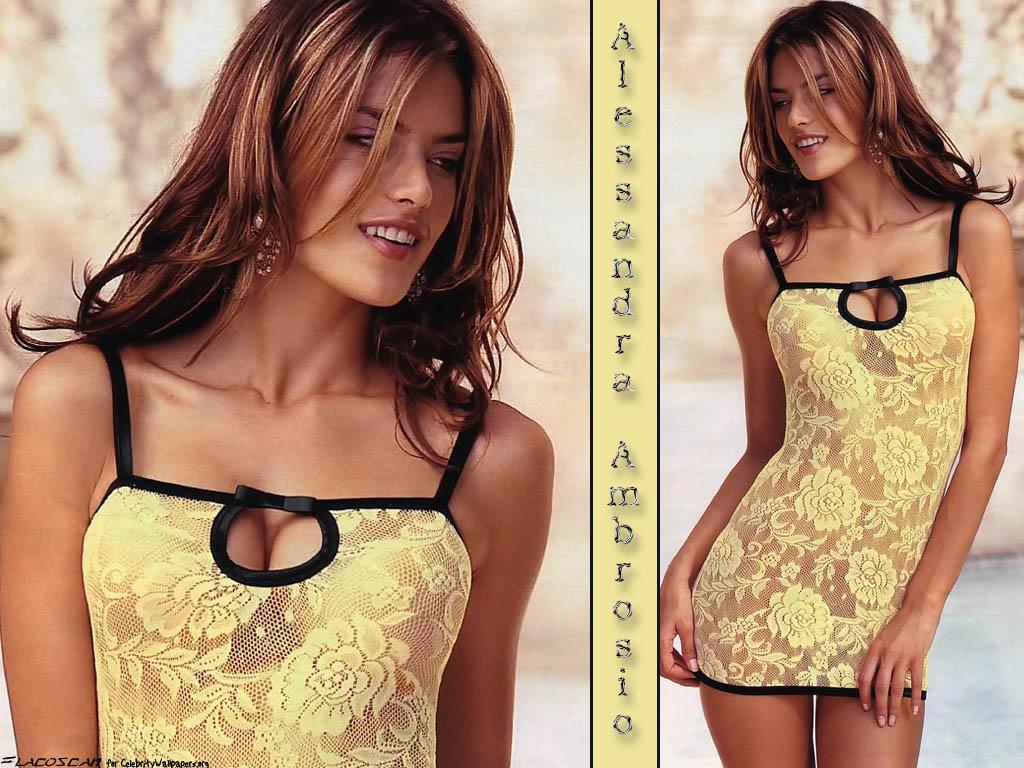 Alessandra Ambrosio - Images