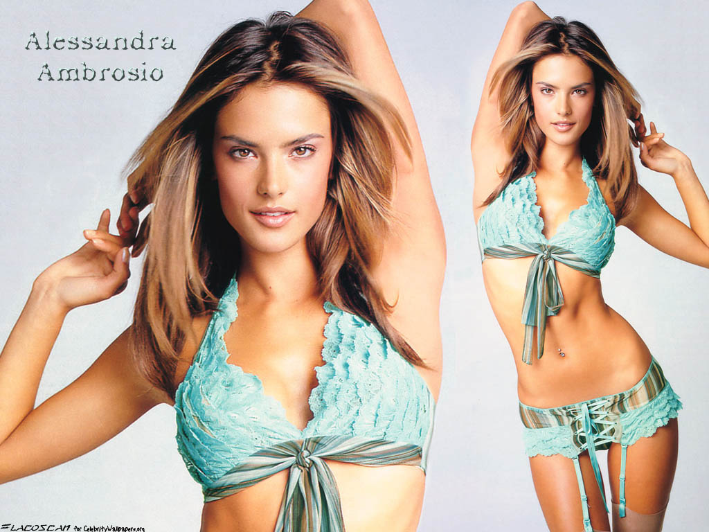 Alessandra Ambrosio - Picture Hot