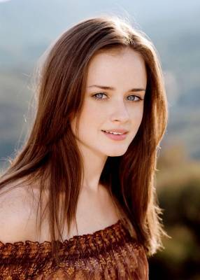 Gilmore Girls wallpaper titled Alexis Bledel