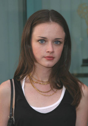Gilmore Girls wallpaper entitled Alexis Bledel