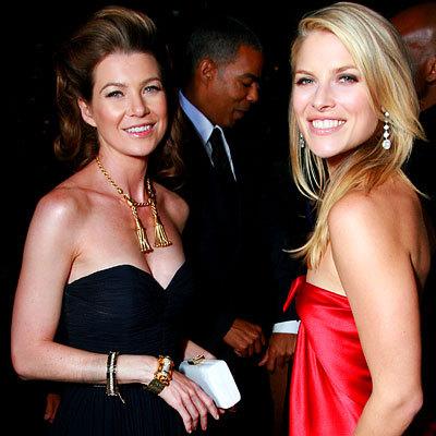 Ali & Ellen @ Emmy's