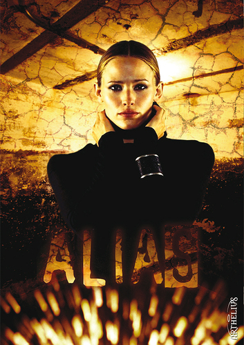 Alias - alias Fan Art