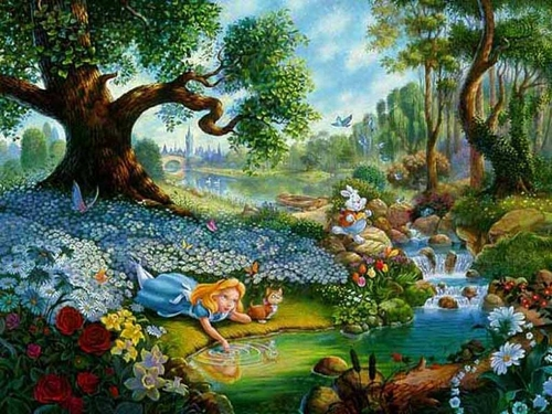 Alice in Wonderland wallpaper called Alice in Wonderland (1951)