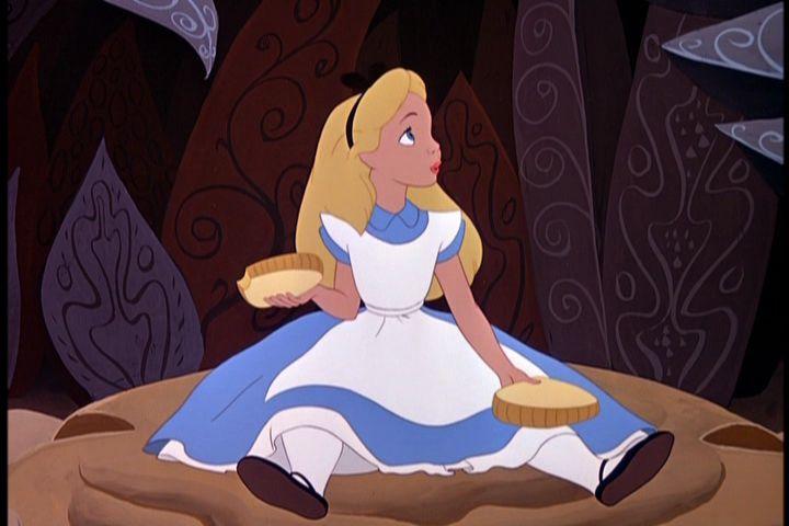 Alice in Wonderland - alicia en el país de las maravillas fo