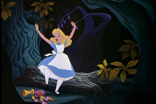 Alice in Wonderland wallpaper entitled Alice in Wonderland (1951)