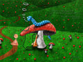 Alice in Wonderland - alice-in-wonderland wallpaper