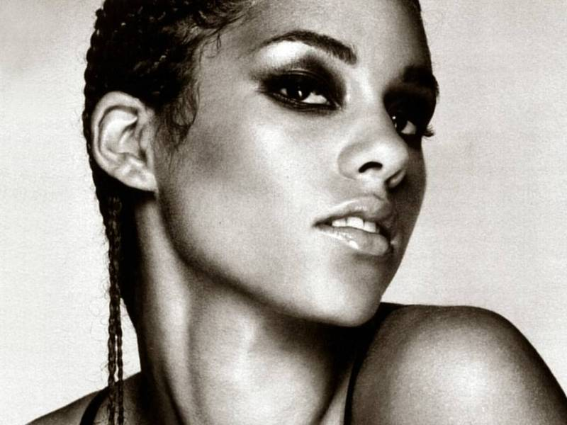 alicia keys wallpapers. Alicia Keys