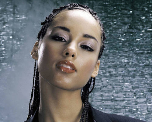 Alicia Keys Hintergrund called Alicia Keys