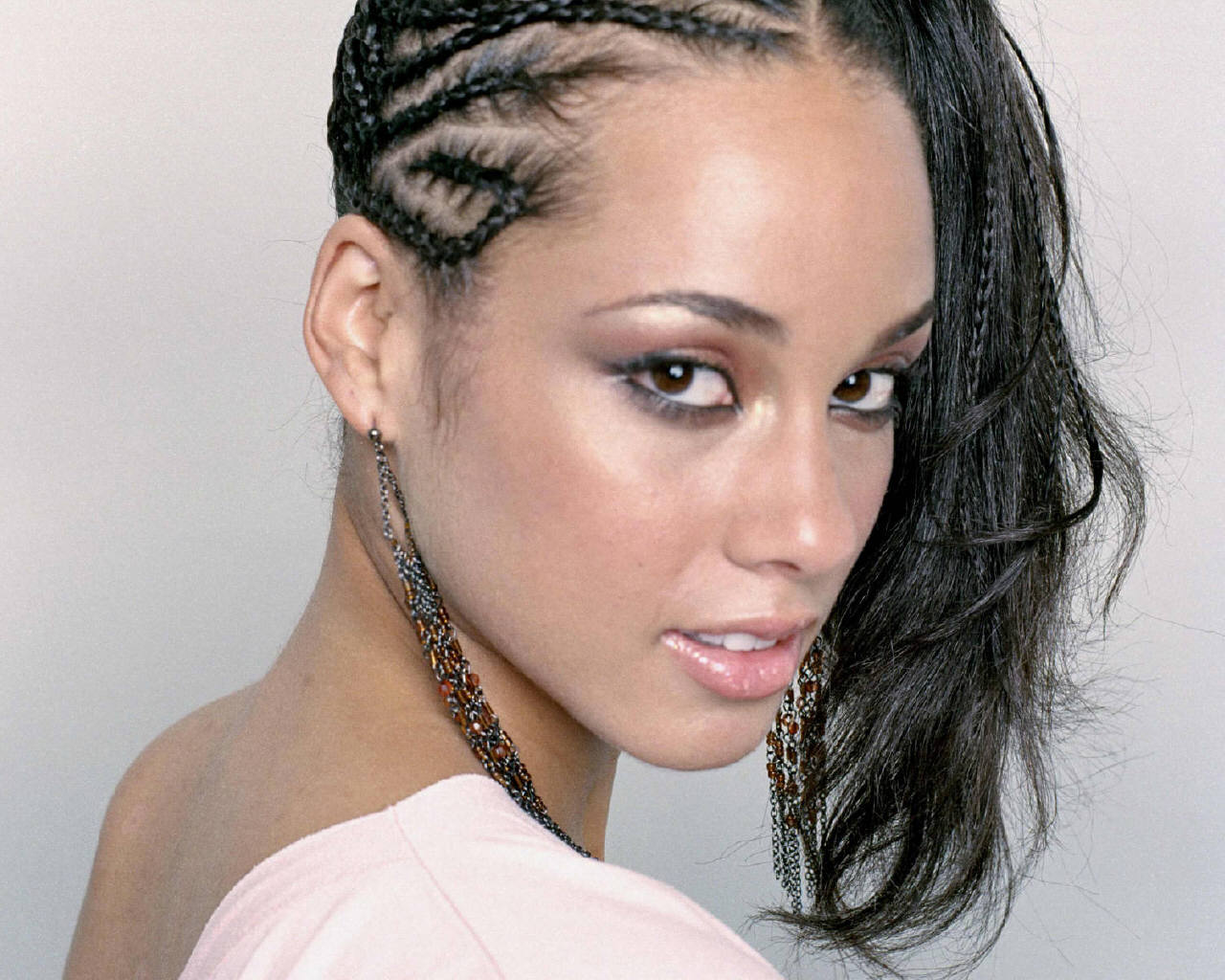 L Hairstyle: Alicia Keys Images Alicia Keys HD Wallpaper And Background