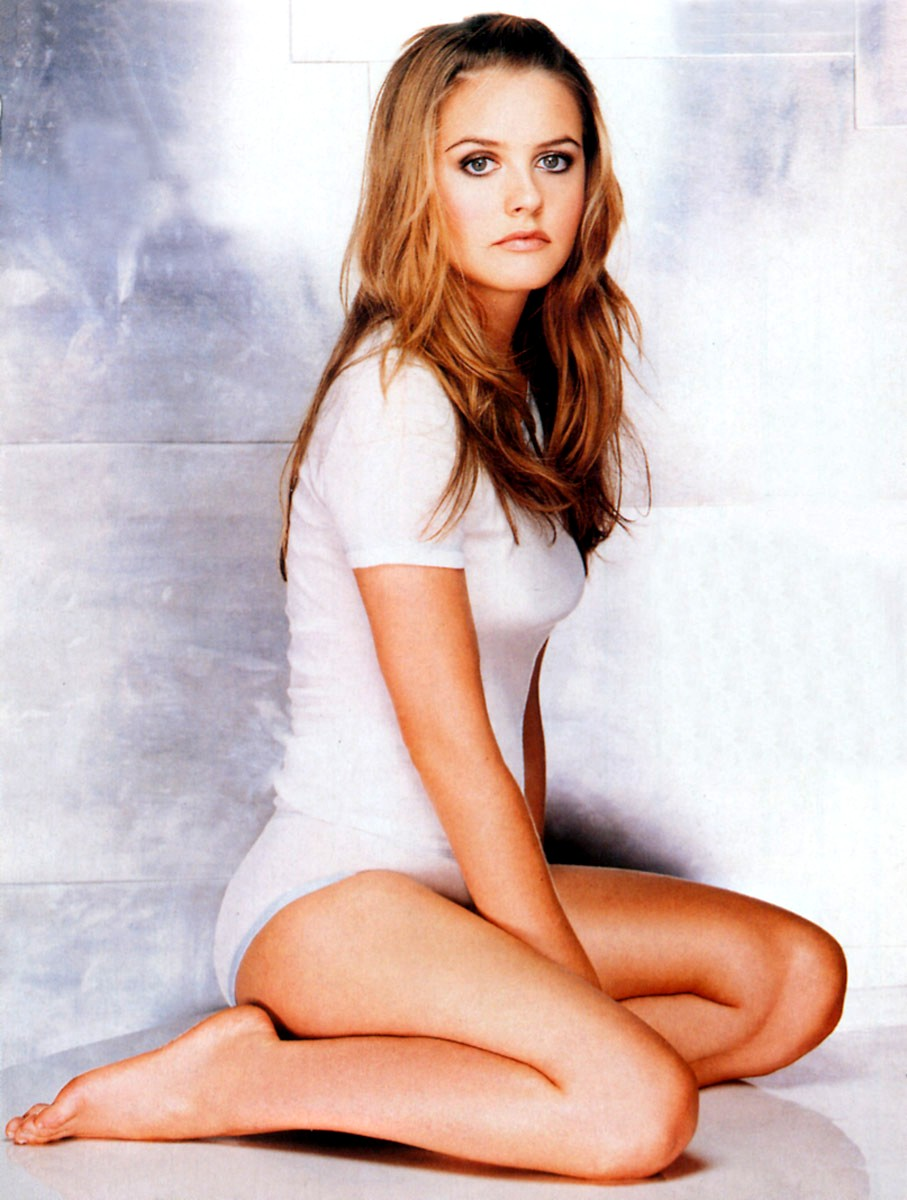 Alicia Silverstone Images, Videos and Sexy Pics Hottie