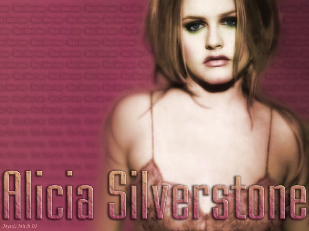 Alicia Silverstone - Wallpaper Gallery