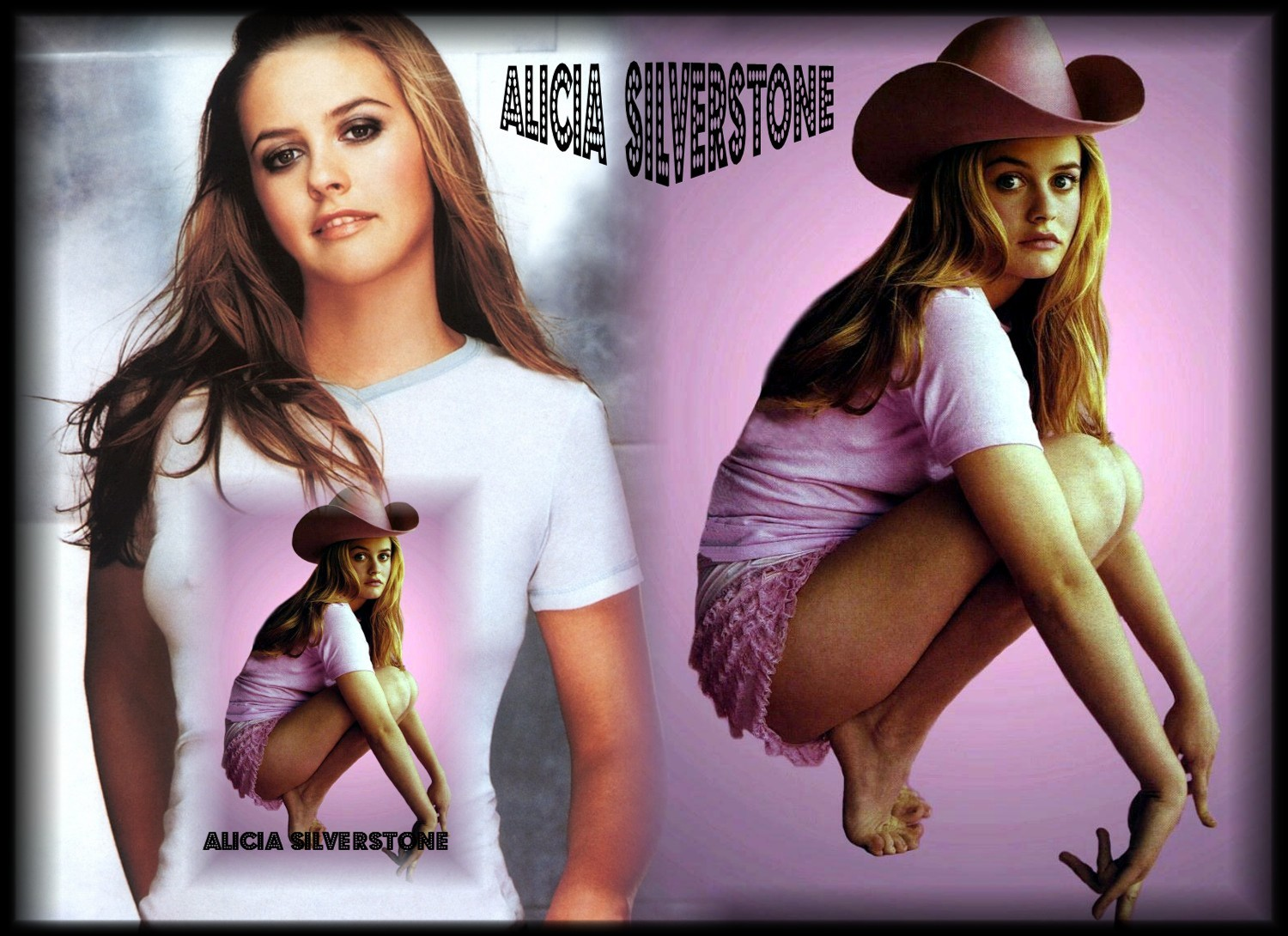 Alicia Silverstone hot body 2011