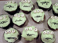 Alien Cupcakes - cupcakes photo