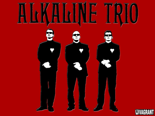 Alkaline Trio wallpaper entitled Alkaline Trio