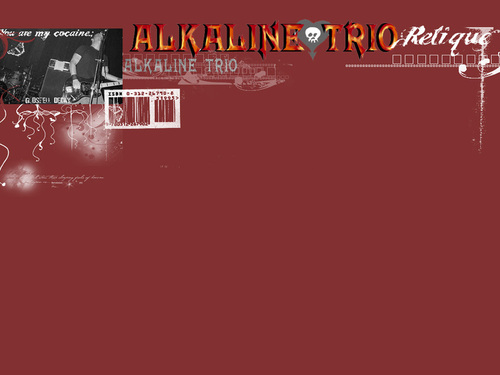 Alkaline Trio wallpaper entitled Alkaline Trio