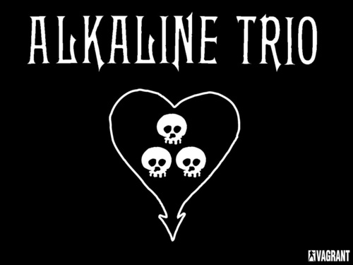 Alkaline Trio wallpaper titled Alkaline Trio