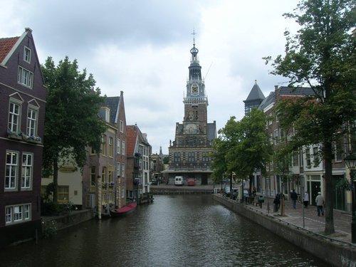 Europe karatasi la kupamba ukuta entitled Alkmaar, Netherlands