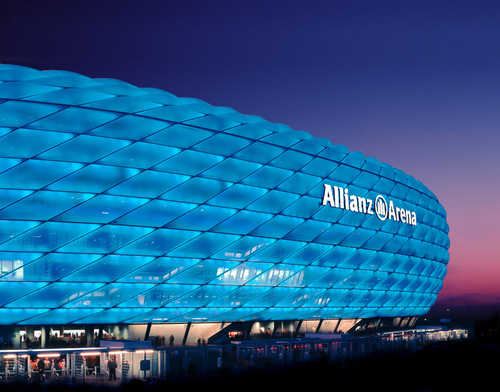 Allianz-Arena - germany Photo
