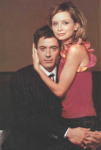Ally & Larry - ally-mcbeal Photo