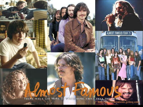 Almost Famous wallpaper titled Almost Famous
