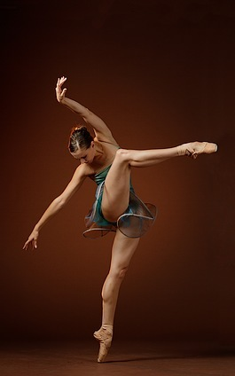 Alonzo King's Lines Ballet - ballet Photo