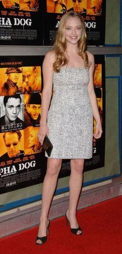 Amanda Seyfried wallpaper called Alpha Dog Premiere