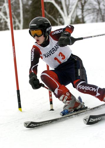 Alpine スキー