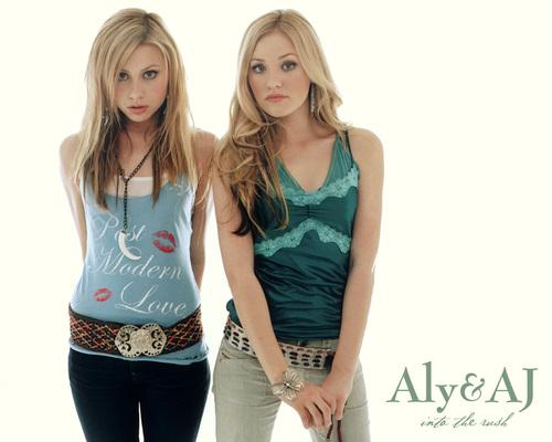 Aly et AJ