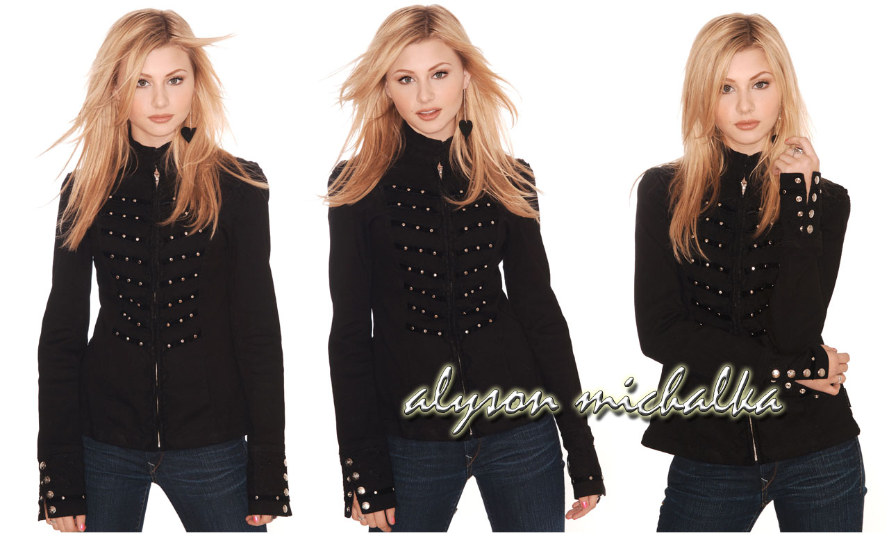 Aly - Aly & AJ Wallpaper (509578) - Fanpop fanclubs