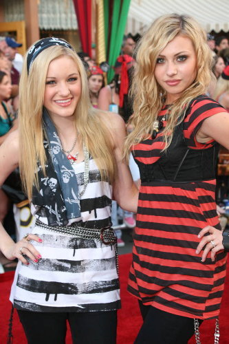 Aly and Aj together