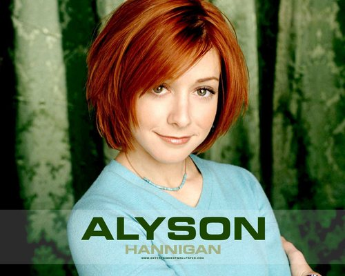 Alyson Hannigan images Alyson Hannigan HD wallpaper and background photos