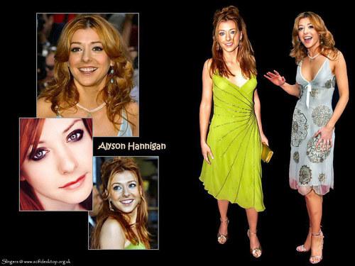 Alyson Hannigan